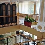 Холл отеля Дельфин