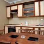 Кухня  в Большом коттедже