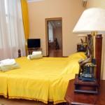 Спальня в Большом коттедже